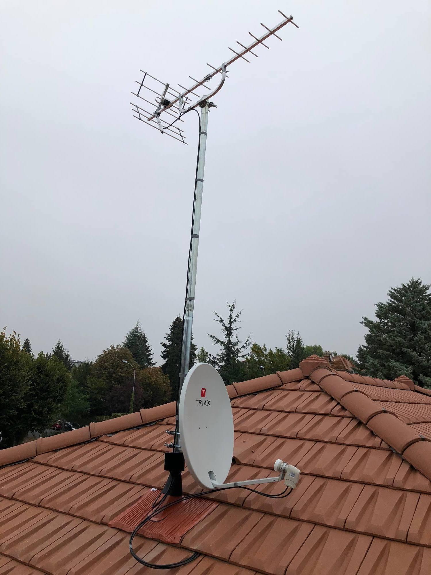 Antenne TNT et Parabole Villefranche sur Saône