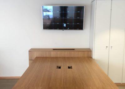 Fourniture et installation de matrices vidéo à Lyon